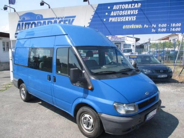 Ford Transit 2.0 TCi ČR 1.Majitel Klima, foto 1 Užitkové a nákladní vozy, Do 7,5 t   spěcháto.cz - bazar, inzerce zdarma