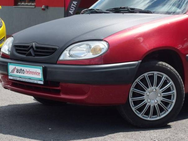 Citroën Saxo 1.1i, foto 1 Auto – moto , Automobily | spěcháto.cz - bazar, inzerce zdarma