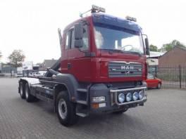 MAN  TGA 33.440 6x4R HNK , Užitkové a nákladní vozy, Nad 7,5 t  | spěcháto.cz - bazar, inzerce zdarma