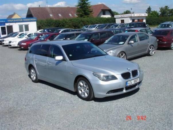BMW Řada 5 525 D Kombi *výměna možná*, foto 1 Auto – moto , Automobily | spěcháto.cz - bazar, inzerce zdarma