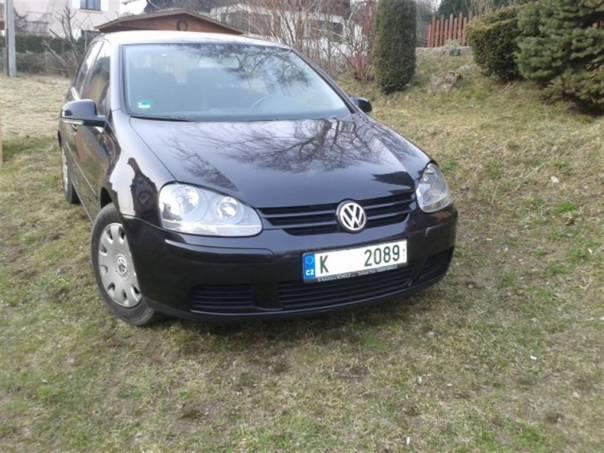Volkswagen Golf VW Golf V 1.9tdi 77 kw, foto 1 Auto – moto , Automobily | spěcháto.cz - bazar, inzerce zdarma