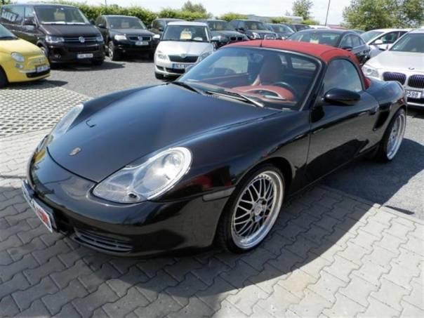 Porsche Boxster 986 2.7 162kW, TIPTRONIC, foto 1 Auto – moto , Automobily | spěcháto.cz - bazar, inzerce zdarma