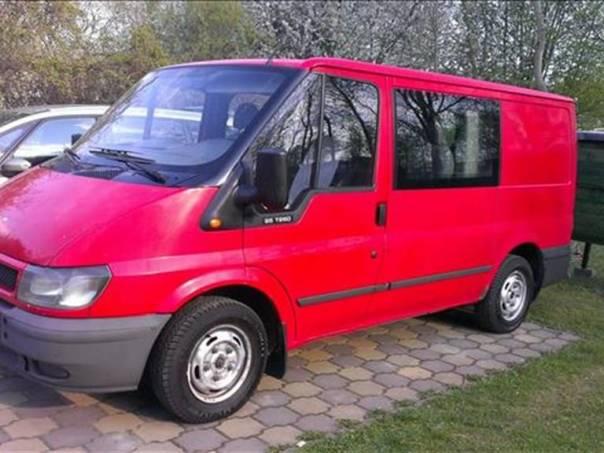 Ford Transit 2,0   FT 260 S  TDDI KOMBI VAN, foto 1 Užitkové a nákladní vozy, Autobusy | spěcháto.cz - bazar, inzerce zdarma