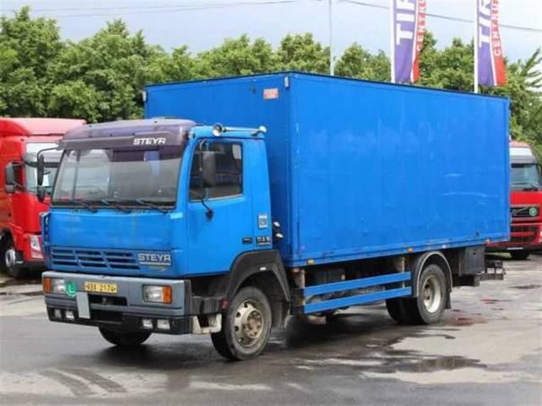 S 18 P 38 4X2 Cargo Van HYDRAULICKÉ ČELO, foto 1 Užitkové a nákladní vozy, Nad 7,5 t | spěcháto.cz - bazar, inzerce zdarma