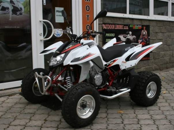 Access Motor Warrior Warrior 450, foto 1 Auto – moto , Motocykly a čtyřkolky | spěcháto.cz - bazar, inzerce zdarma
