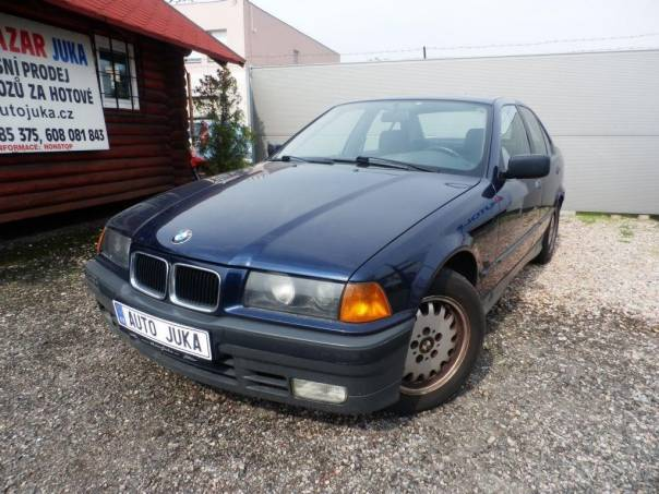 BMW Řada 3 320i,automat, foto 1 Auto – moto , Automobily   spěcháto.cz - bazar, inzerce zdarma