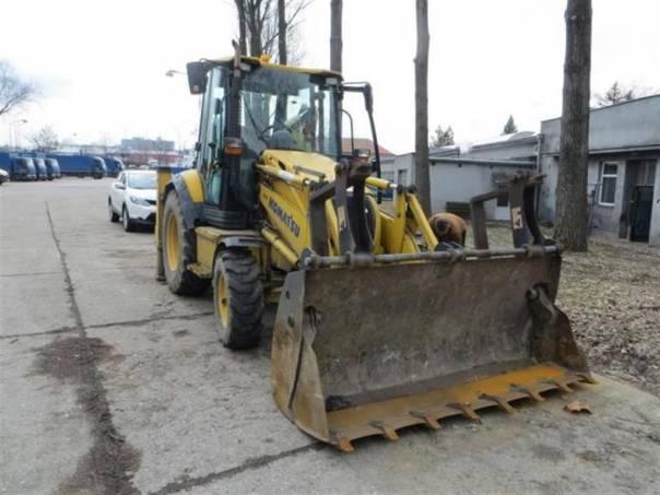 WB 93 R-5, foto 1 Pracovní a zemědělské stroje, Pracovní stroje | spěcháto.cz - bazar, inzerce zdarma