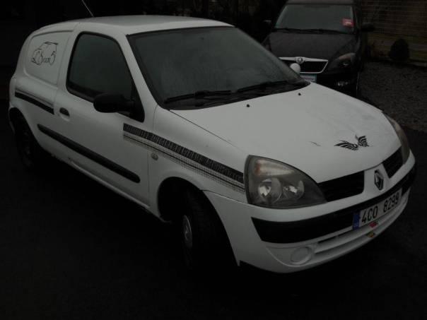 Renault Clio Van 1.5 Dci, foto 1 Auto – moto , Automobily | spěcháto.cz - bazar, inzerce zdarma