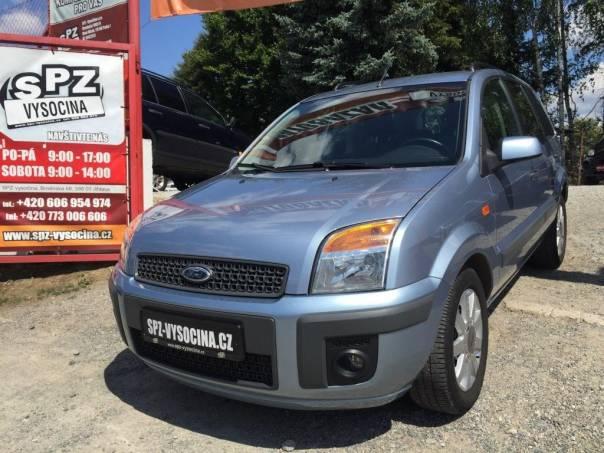 Ford Fusion 1.4i 1.Majitel MAX-Výbava, foto 1 Auto – moto , Automobily | spěcháto.cz - bazar, inzerce zdarma