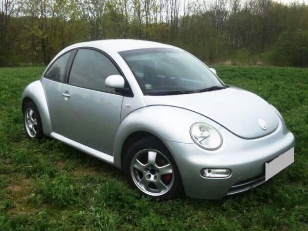 Volkswagen New Beetle 1,9TDI Klima,Alu kola,Muzika, foto 1 Auto – moto , Automobily | spěcháto.cz - bazar, inzerce zdarma