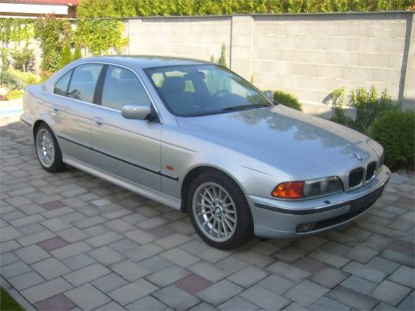 BMW Řada 5 540i, foto 1 Auto – moto , Automobily | spěcháto.cz - bazar, inzerce zdarma