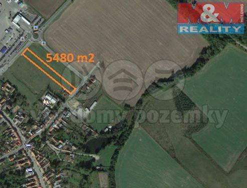 Prodej pozemku, Komořany, foto 1 Reality, Pozemky | spěcháto.cz - bazar, inzerce
