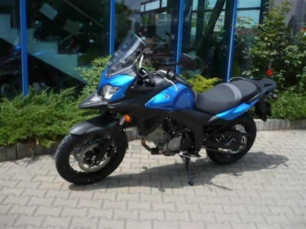 DL 650 V-Strom XT ABS, foto 1 Auto – moto , Motocykly a čtyřkolky | spěcháto.cz - bazar, inzerce zdarma