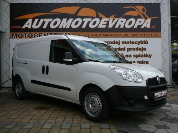 Fiat Dobló cargo 1,6 JTD 105 Long, klima, foto 1 Užitkové a nákladní vozy, Do 7,5 t | spěcháto.cz - bazar, inzerce zdarma