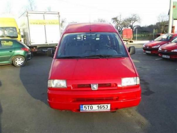 Fiat Scudo 9 místné  2.0 JTD klima, foto 1 Užitkové a nákladní vozy, Autobusy | spěcháto.cz - bazar, inzerce zdarma