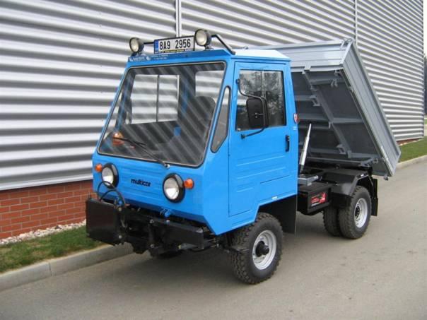 Multicar M 25 S3 po opravě (PS1124), foto 1 Užitkové a nákladní vozy, Do 7,5 t | spěcháto.cz - bazar, inzerce zdarma