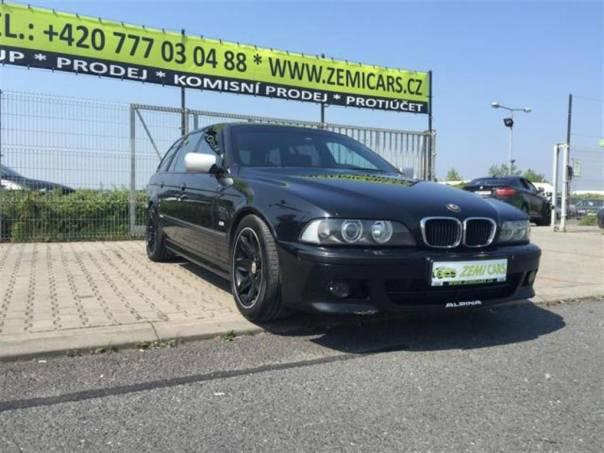 BMW Řada 5 530d ALPINA 240PS, foto 1 Auto – moto , Automobily   spěcháto.cz - bazar, inzerce zdarma