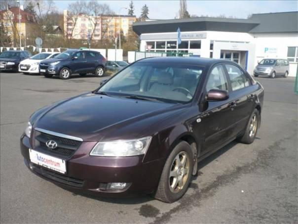 Hyundai Sonata 2,4, foto 1 Auto – moto , Automobily | spěcháto.cz - bazar, inzerce zdarma