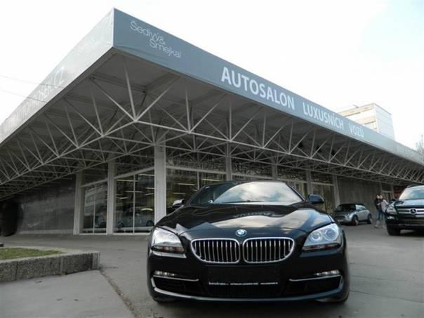 BMW Řada 6 650i Cabrio NOVÝ MODEL,ZÁRUKA, foto 1 Auto – moto , Automobily | spěcháto.cz - bazar, inzerce zdarma