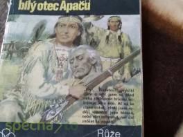 Klekí Petra bílý otec Apačů , Hobby, volný čas, Knihy  | spěcháto.cz - bazar, inzerce zdarma