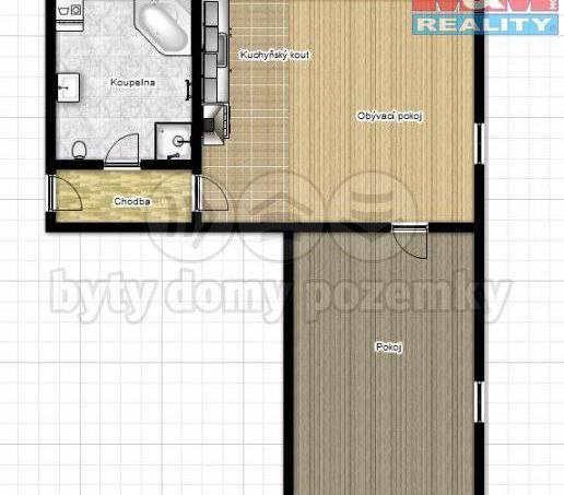 Pronájem bytu 2+kk, Třebechovice pod Orebem, foto 1 Reality, Byty k pronájmu | spěcháto.cz - bazar, inzerce