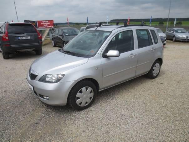 Mazda 2 1,4TDCi klima, foto 1 Auto – moto , Automobily | spěcháto.cz - bazar, inzerce zdarma