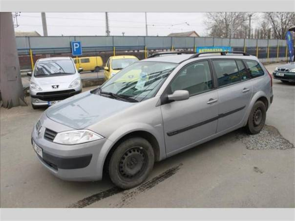 Renault Mégane 1,6 16V KUP.ČR, foto 1 Auto – moto , Automobily | spěcháto.cz - bazar, inzerce zdarma