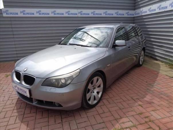 BMW Řada 5 525 D   2,5, foto 1 Auto – moto , Automobily | spěcháto.cz - bazar, inzerce zdarma