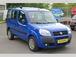 Fiat Dobló Cargo 1.4 i  LPG CZ 1.maj.