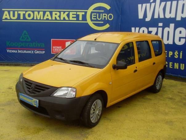 Dacia Logan 1.4i, foto 1 Auto – moto , Automobily | spěcháto.cz - bazar, inzerce zdarma