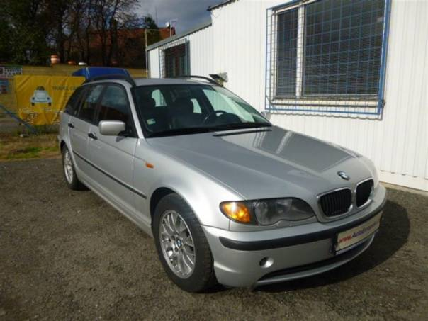 BMW Řada 3 320 D TOURING,AUTOMAT, foto 1 Auto – moto , Automobily   spěcháto.cz - bazar, inzerce zdarma