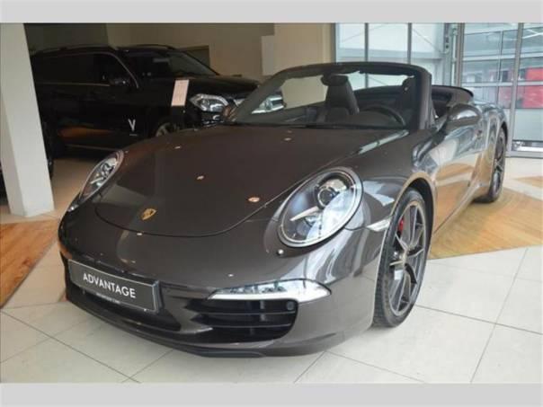 Porsche 911 3.8 Carrera 991 S PDK Cabrio, foto 1 Auto – moto , Automobily | spěcháto.cz - bazar, inzerce zdarma