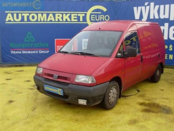 Fiat Scudo 1.9 Td, foto 1 Auto – moto , Automobily | spěcháto.cz - bazar, inzerce zdarma