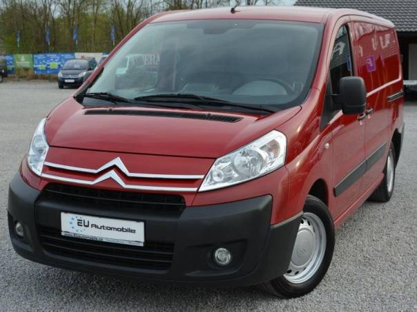Citroën Jumpy 2.0 HDi L2H1 ZÁRUKA 1 ROK, foto 1 Užitkové a nákladní vozy, Do 7,5 t | spěcháto.cz - bazar, inzerce zdarma
