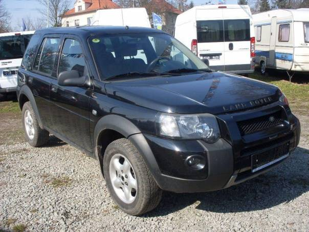 Land Rover Freelander , foto 1 Auto – moto , Automobily | spěcháto.cz - bazar, inzerce zdarma