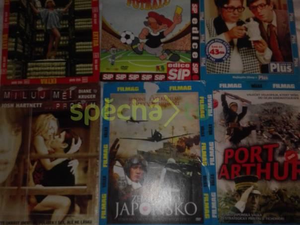 Dvd, foto 1 Hobby, volný čas, Filmy | spěcháto.cz - bazar, inzerce zdarma