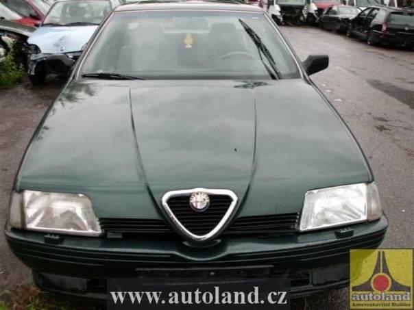 Alfa Romeo 164 3,0, foto 1 Náhradní díly a příslušenství, Ostatní | spěcháto.cz - bazar, inzerce zdarma