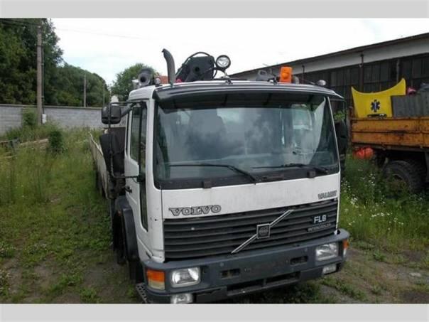 FL 6 s hydr rukou HIAB 071, foto 1 Užitkové a nákladní vozy, Nad 7,5 t | spěcháto.cz - bazar, inzerce zdarma