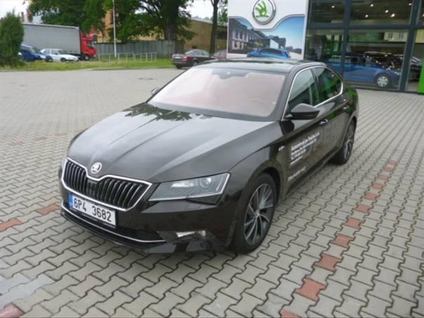 Škoda Superb 2.0 III. L&K + NAVI 140 kW 6°DSG, foto 1 Auto – moto , Automobily | spěcháto.cz - bazar, inzerce zdarma
