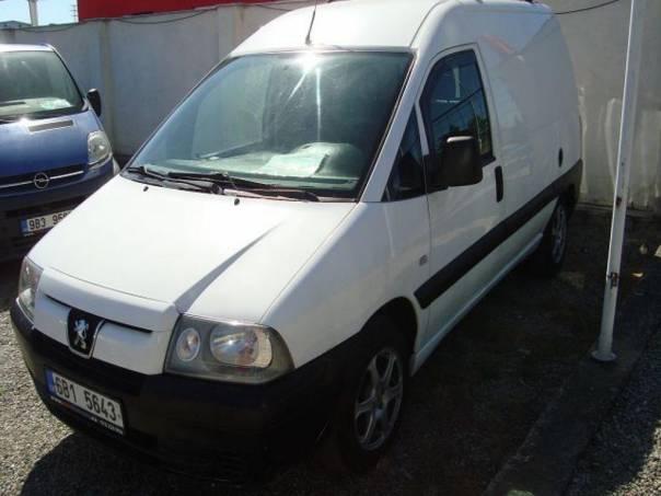 Peugeot Expert 2,0HDI, foto 1 Užitkové a nákladní vozy, Do 7,5 t | spěcháto.cz - bazar, inzerce zdarma
