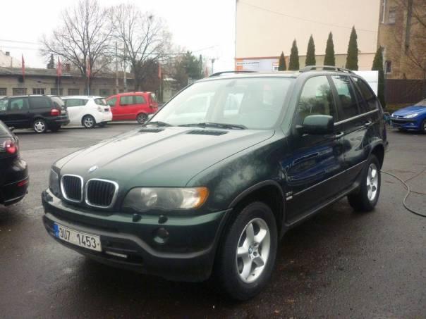 BMW X5 3.0d pěkný stav, foto 1 Auto – moto , Automobily | spěcháto.cz - bazar, inzerce zdarma
