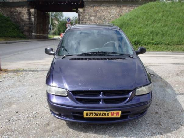 Chrysler Voyager 2,5TD, foto 1 Auto – moto , Automobily | spěcháto.cz - bazar, inzerce zdarma