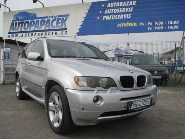 BMW X5 3.0d ČR Individual, foto 1 Auto – moto , Automobily | spěcháto.cz - bazar, inzerce zdarma