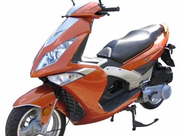 Benzhou Robi skútr 125 ccm, foto 1 Auto – moto , Motocykly a čtyřkolky | spěcháto.cz - bazar, inzerce zdarma