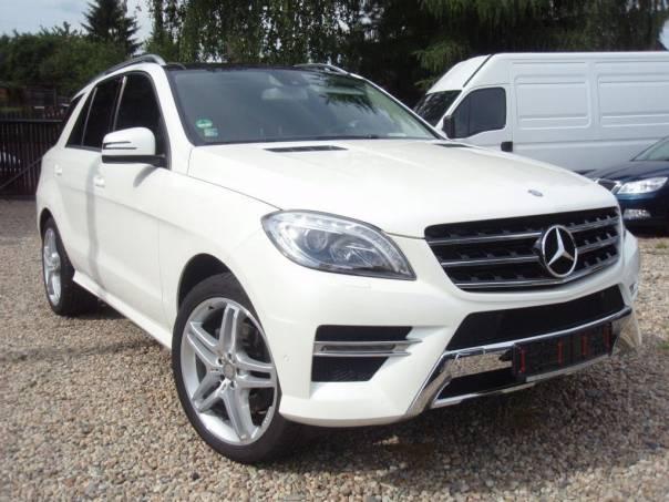 Mercedes-Benz Třída ML ML 350 CDI AMG, foto 1 Auto – moto , Automobily | spěcháto.cz - bazar, inzerce zdarma