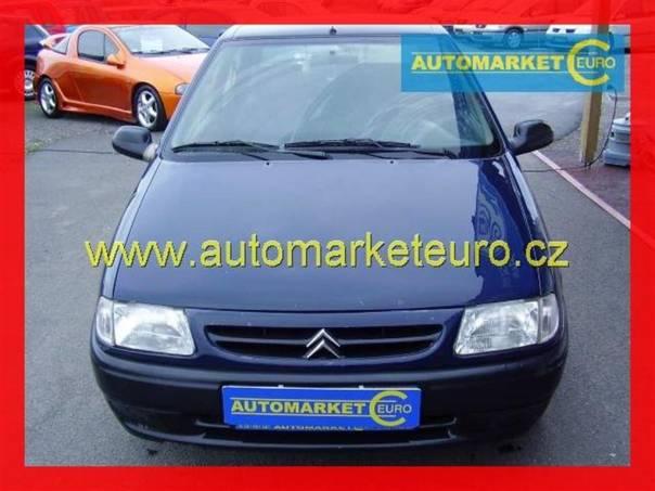 Citroën Saxo 1.0i A, foto 1 Auto – moto , Automobily | spěcháto.cz - bazar, inzerce zdarma