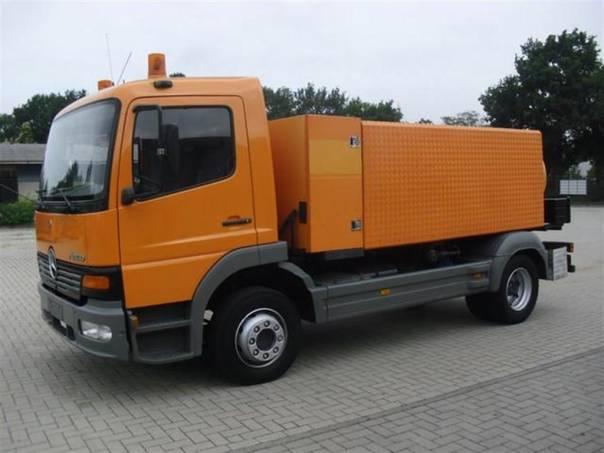 Atego 1218 sací a tlakový, foto 1 Užitkové a nákladní vozy, Nad 7,5 t | spěcháto.cz - bazar, inzerce zdarma