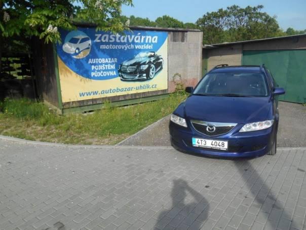 Mazda 6 2.0 Di ,100 kW, foto 1 Auto – moto , Automobily | spěcháto.cz - bazar, inzerce zdarma