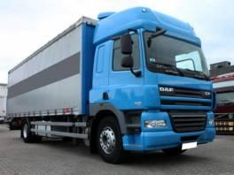 DAF  CF85.410  EURO 5 , Užitkové a nákladní vozy, Nad 7,5 t  | spěcháto.cz - bazar, inzerce zdarma