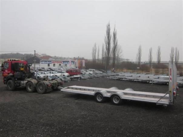 AVG 18t 8,20/2,48 plato, foto 1 Užitkové a nákladní vozy, Přívěsy a návěsy | spěcháto.cz - bazar, inzerce zdarma